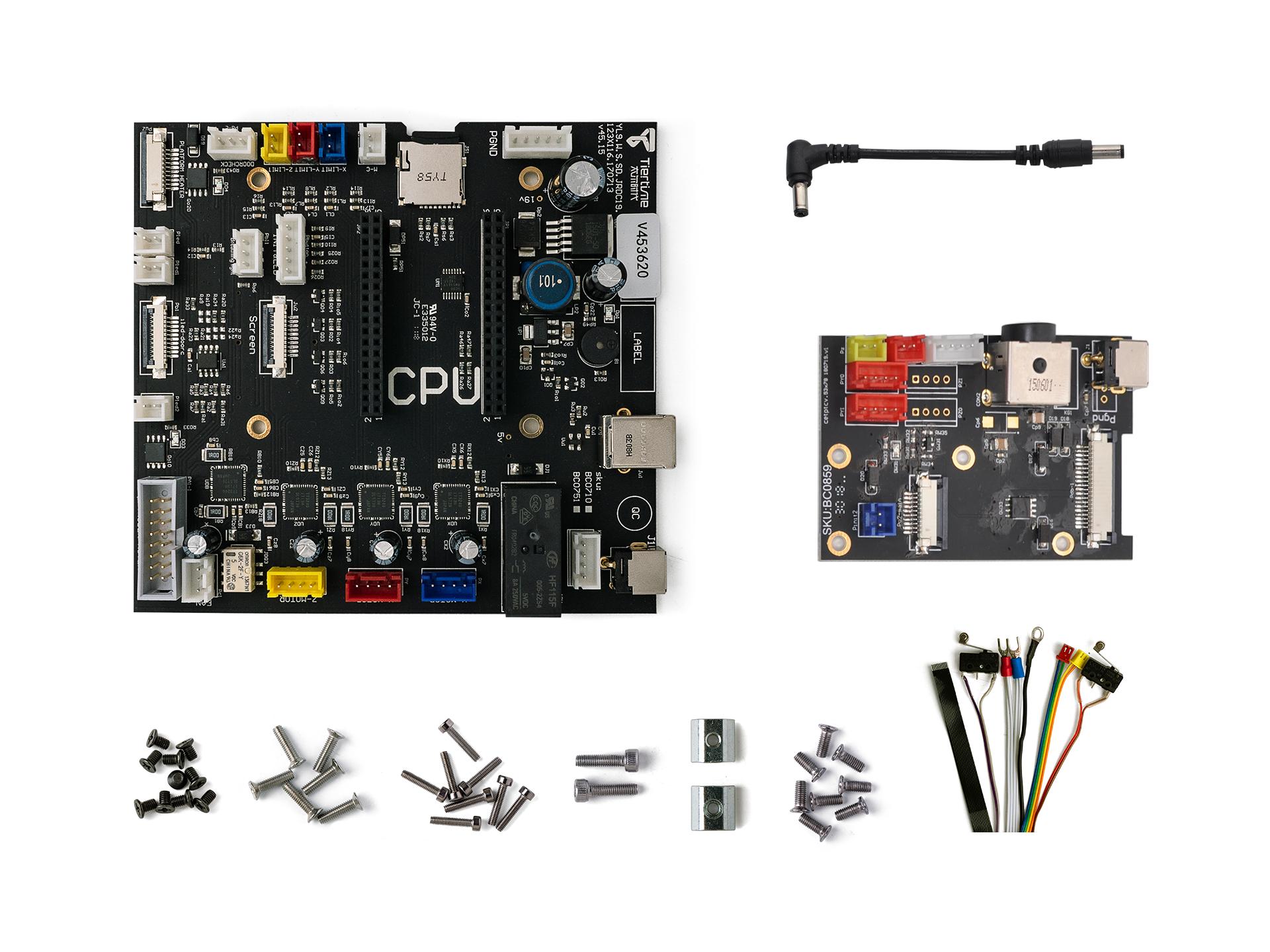 US Stock Tiertime Cetus3D Mainboard for MK2 3D Printer